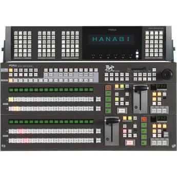 For.A HVS-3800HS-16OUA HD/SD 2M/E Digital Video Switcher