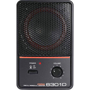 "Fostex 6301D - 10W 4"" Powered Digital Speaker (Single)"