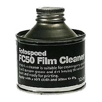 Fotospeed FC50 Film Cleaner - 125 ml
