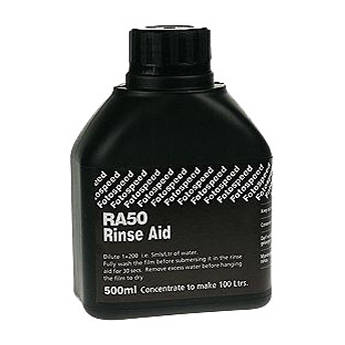 Fotospeed RA-50 Rinse Aid - 500ml