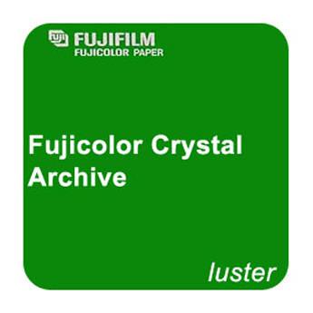 """Fujifilm Fujicolor Crystal Archive Super P - 8"""" x 275' (Luster)"""