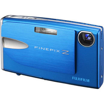 Fujifilm Finepix Z20fd Digital Camera (Ice Blue)
