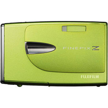 Fujifilm Finepix Z20fd Digital Camera (Wasabi Green)