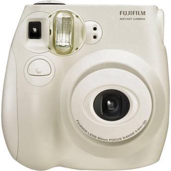 Fujifilm instax mini 7S Instant Film Camera (White)