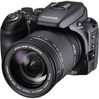 Fujifilm S200EXR FinePix Super Zoom Digital Camera