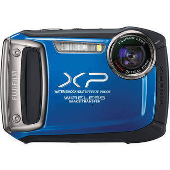Fujifilm FinePix XP170 Digital Camera (Blue)