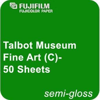 Fujifilm Talbot Museum Fine Art Semi-gloss (C)- 50 Sheets - 300gsm