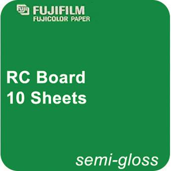 "FUJIFILM 20 x 30"" Semi-Gloss Resin-Coated Board (10 Sheets)"