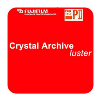 "Fujifilm Fujicolor Crystal Archive/P 8""x275' Luster"