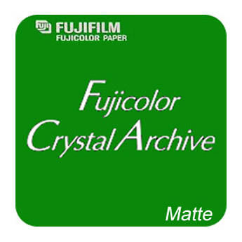 "Fujifilm Fujicolor Crystal Archive Paper Type II (3.5"" x 610' Roll, Matte)"