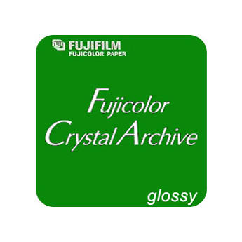 "Fujifilm Fujicolor Crystal Archive Paper Type II (5"" x 610' Roll, Glossy)"