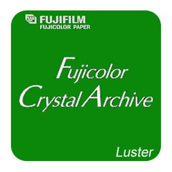 "FUJIFILM Fujicolor Crystal Archive Paper Type II (5"" x 610' Roll, Luster)"