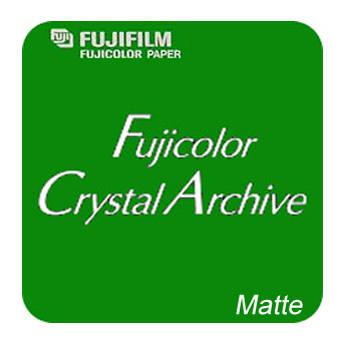 "Fujifilm Fujicolor Crystal Archive Paper Type II (6"" x 610' Roll, Matte)"