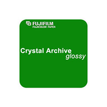"Fujifilm Fujicolor Crystal Arc.Paper Super Type PD, 5"" x 575' Roll (Glossy)"