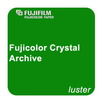 """Fujifilm Fujicolor Crystal Archive Preferred Paper (10"""" x 275')"""