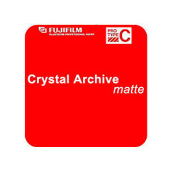 "Fujifilm Fujicolor Crystal Archive Super C Roll (11"" x 295', Matte)"