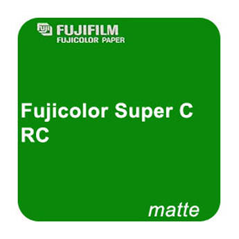 "Fujifilm Fujicolor Crystal Archive Super Type C Professional Paper - Matte (10"" x 329')"