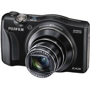 Fujifilm FinePix F800EXR Digital Camera
