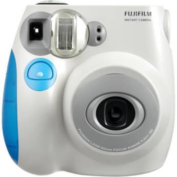 Fujifilm instax mini 7S Instant Film Camera (Blue)