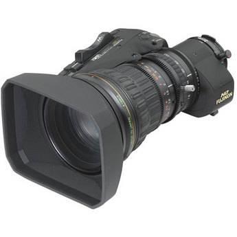 "Fujinon XA17x7.6BERM 17x 2/3"" Panasonic P2HD Lens"