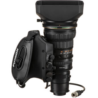 "Fujinon ZA17x7.6BRM 17x 2/3"" HDTV Lens"