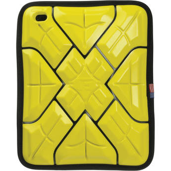 """G-Form Extreme Edge for iPad & 10"""" Tablets (Yellow)"""