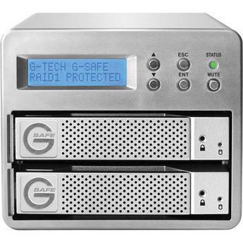 G-Technology 3TB G-SAFE External Hard Drive Array