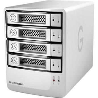 G-Technology 12TB G-SPEED Q External Hard Drive Array