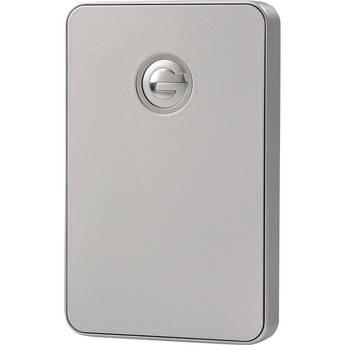 G-Technology 1 TB G-Drive Mobile Portable FireWire Drive (Silver)