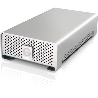 G-Technology 1.5TB G-RAID mini Dual-Drive External Hard Drive Array