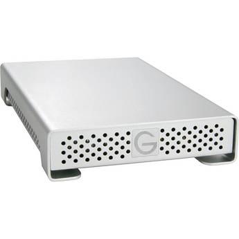 G-Technology 256GB G-DRIVE mini SSD Triple Interface Portable Hard Drive