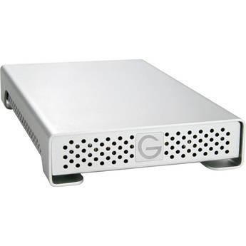 G-Technology 320GB G-DRIVE mini Triple Interface Portable Hard Drive