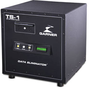 Garner TS-1 Hard Drive and Tape Degausser (NSA/CSS EPL-Listed)