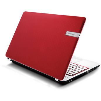 """Gateway NV52L08u 15.6"""" Notebook Computer (Red)"""