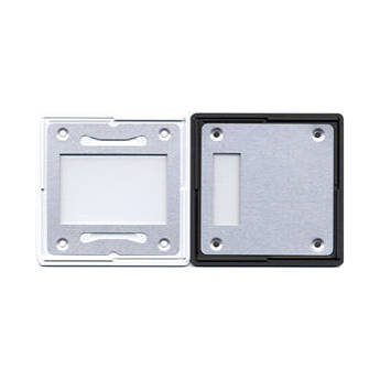 Gepe 9 x 24mm Off-Centered Glass Slide Mounts - 5 Mounts