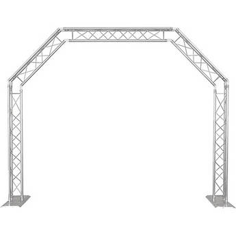 Global Truss Arch System 1 Mobile DJ Archway