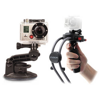 GoPro HD HERO2 Motorsports Edition with Steadicam Smoothee Kit