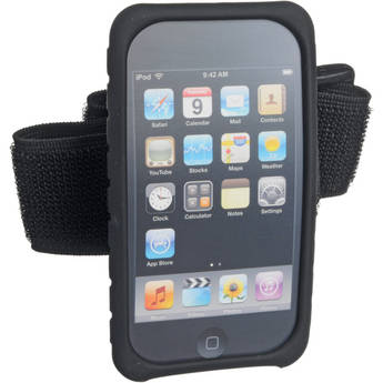 Griffin Technology FlexGrip Move for iPod touch 4th Generation (Black)