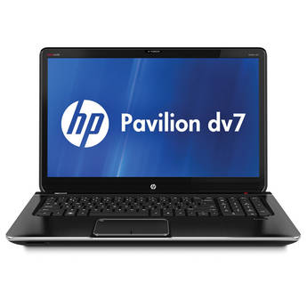 "HP Pavilion dv7-7010us 17.3"" Notebook Computer (Midnight Black)"