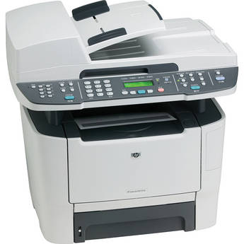 HP M2727nf LaserJet Monochrome Multifunction Printer