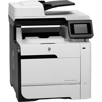 HP LaserJet Pro 300 M375nw Wireless Color Laser Printer