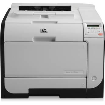 HP LaserJet Pro 400 M451dn Network Color Laser Printer