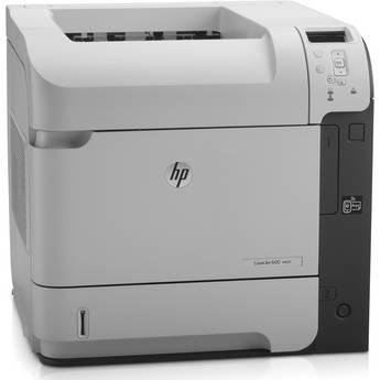 HP LaserJet Enterprise 600 M601n Network Monochrome Laser Printer