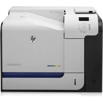 HP LaserJet Enterprise 500 M551dn Network Color Laser Printer