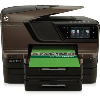 HP Officejet Pro 8600 Premium Wireless Color e-All-In-One Inkjet Printer