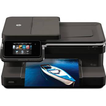 HP Photosmart 7510 e-All-In-One Color Inkjet Printer
