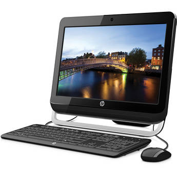 "HP Omni 120-1130 20"" All-in-One Desktop Computer"