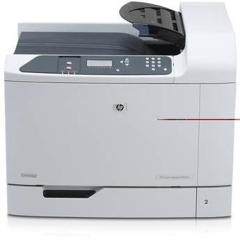 HP LaserJet CP6015dn Network Color Laser Printer