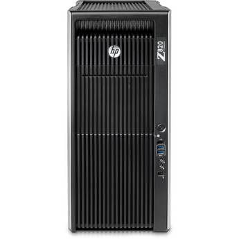 HP Z820 Series B2C07UT Workstation Computer