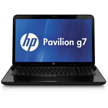 "HP Pavilion g7-2220us 17.3"" Notebook Computer (Black)"